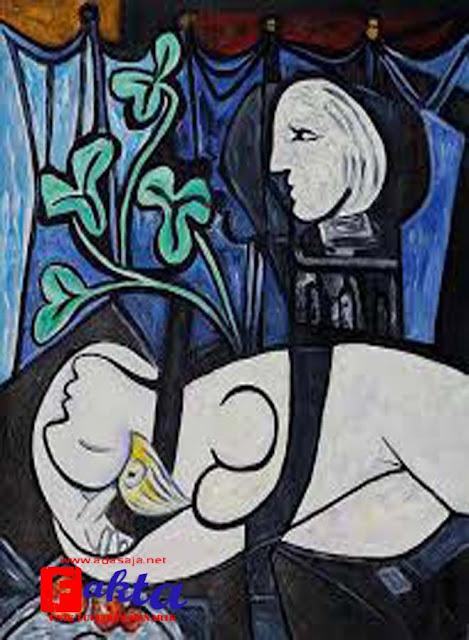 salah satu lukisan karya pablo picasso yang berharga trilyunan rupiah