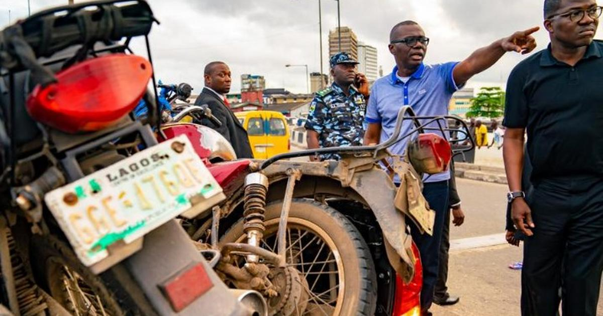 Lagos Government to replace Okada, tricycle from July - Herald Nigeria