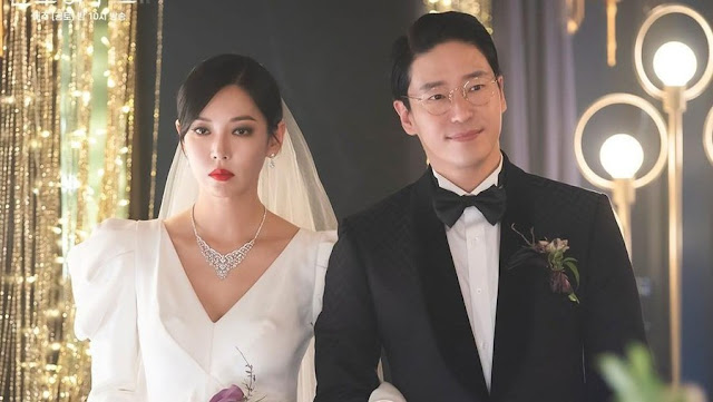 Kim So Yeon Looks Unhappy to Marry Uhm Ki Joon in New Episode of 'The Penthouse 2'