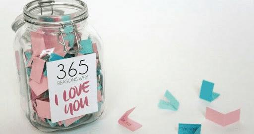 pote 365 motivos para te amar