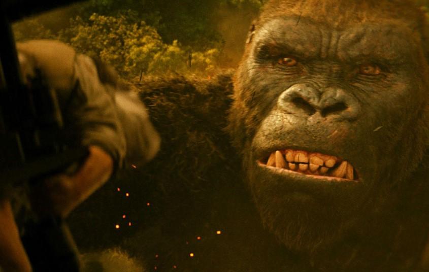 Crítica #2: Kong - A Ilha da Caveira