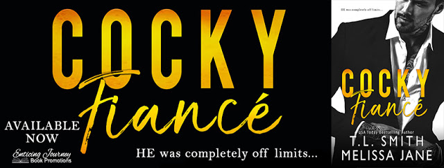Cocky Fiance Release Blitz