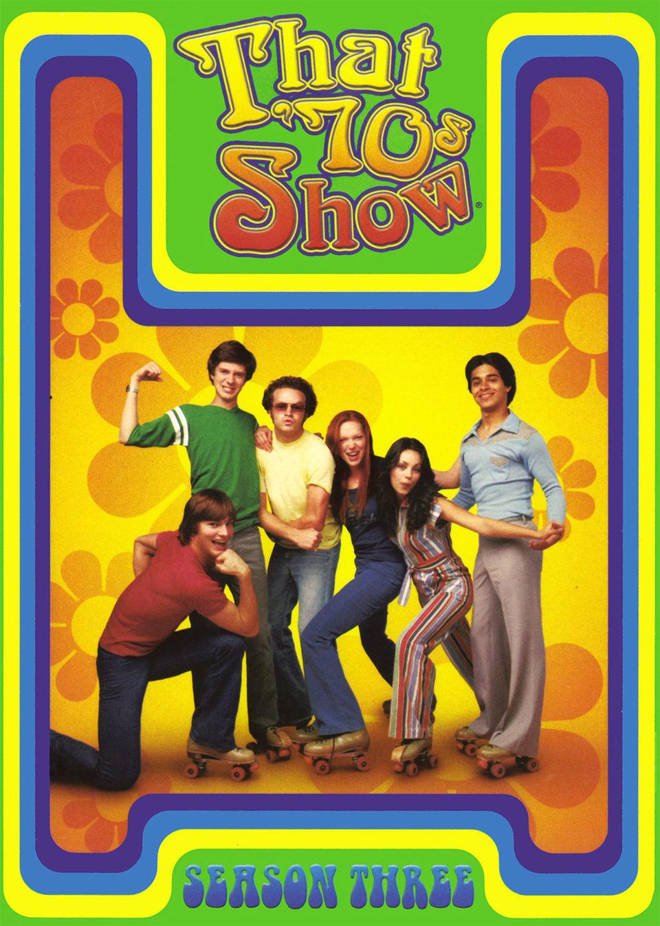 Aquellos maravillosos 70 Temporada 3 Latino 720p