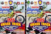 Minggu Ini, IMS Grass Track Championship 2019 Bakal Digelar Di Pantai Slopeng