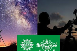 Bagaimana Muhammadiyah dan NU Menentukan Awal Bulan
