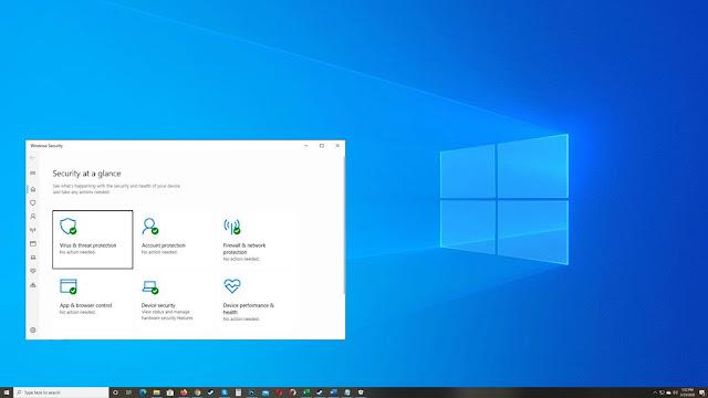Cara Menonaktifkan Perlindungan Real-time di Microsoft Defender Windows 10