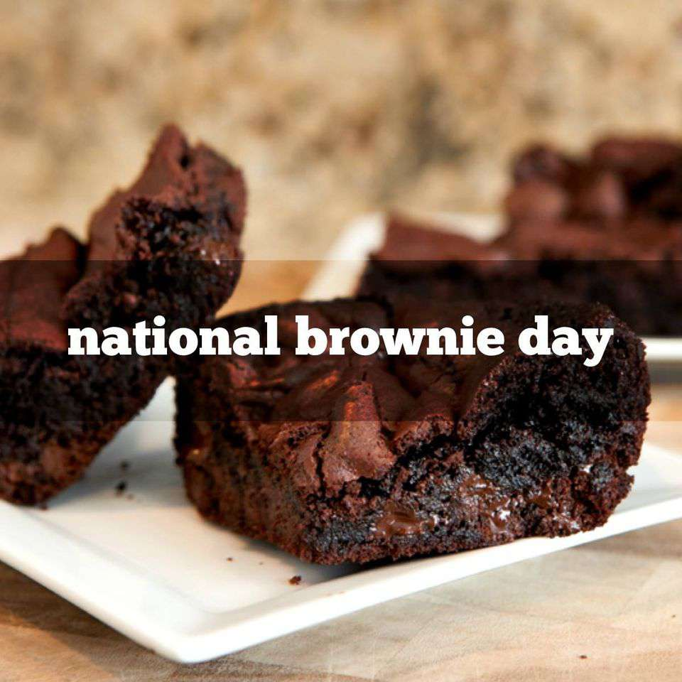 National Brownie Day Wishes For Facebook