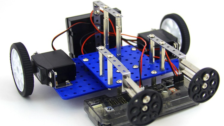 Introduction to Sumo Robot With Rokit Smart (Arduino