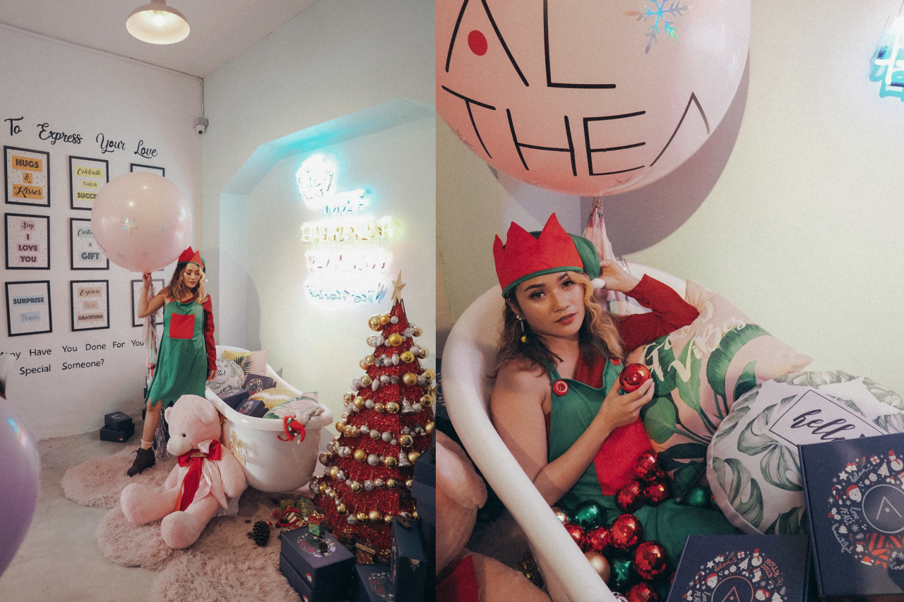 Butterfly Project X Althea Korea Christmas Party 2018