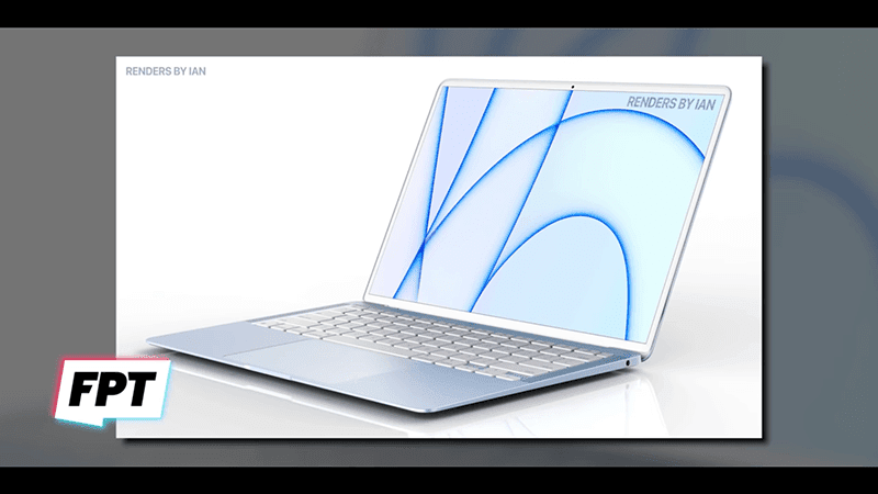 Image renders show that the upcoming MacBook Air will ...