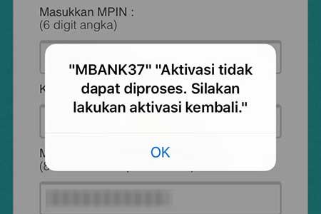 """Tidak Bisa Aktivasi BNI Mobile Banking """"MBANK37"""""""