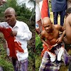 PDP CHAIRMAN ESCAPE DEATH AS GUNMEN ATTACKED BURIAL CEREMONY IN RIVERS STATE, KILLED AND INJURE PEOPLE (PHOTOS).
