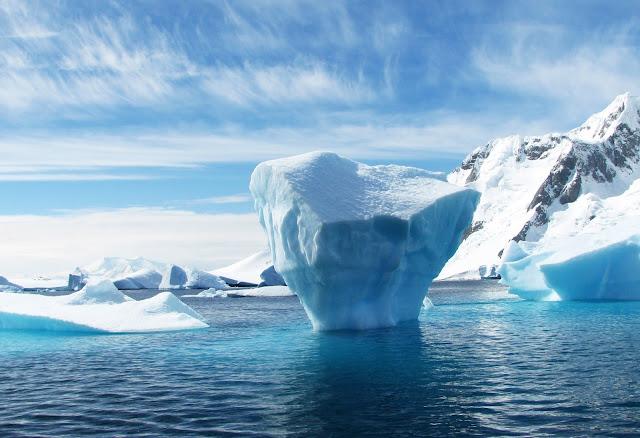 Trzy sztuki w Antarktyce FILM