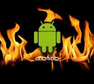 Mengatasi hp android xiaomi cepat panas dan menguras baterai