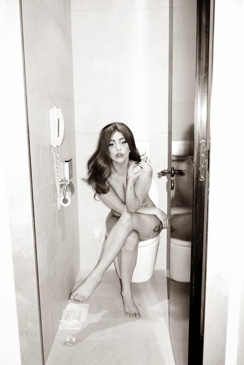 Lady Gaga Terry Richardson Lady Gaga fotos prohibidas