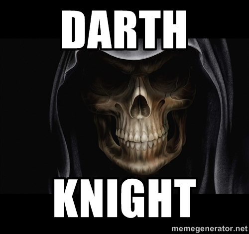 DARTH E. KNIGHT