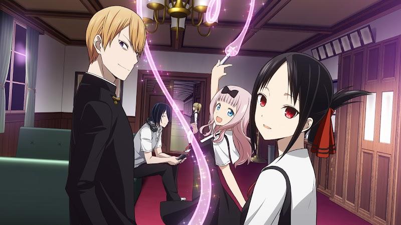 Anime Kaguya-sama : Love is War Resmi Dapatkan Season 2
