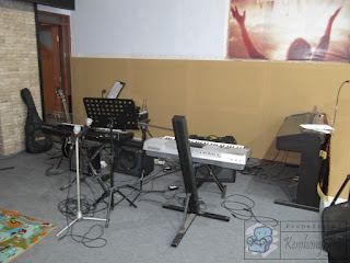 Peredam Suara Untuk Ruang Gereja + Furniture Semarang