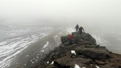 Fiacaill ridge