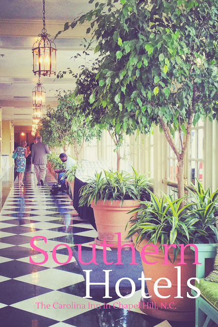 Southern  Hotels: The Carolina Inn in North Carolina