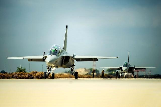 Italy Qatar military pilot training