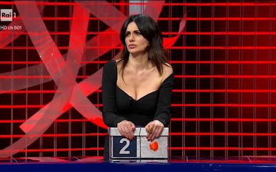 Rossella Brescia affari tuoi 23 gennaio