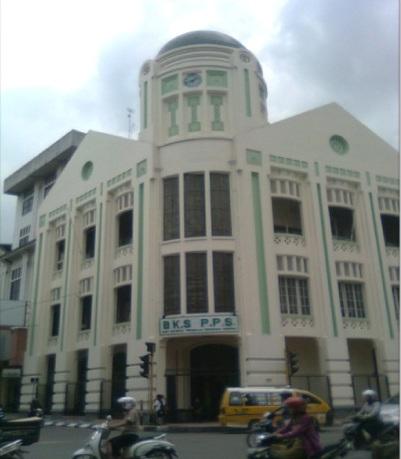 Bangunan Bersejarah BKS-PPS, AVROS