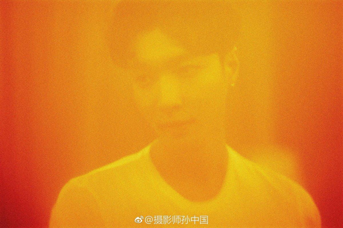 170624 Photographer Sun Zhongguo Weibo Update with Lay