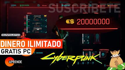 Como Tener Dinero Ilimitado en Cyberpunk 2077 PC