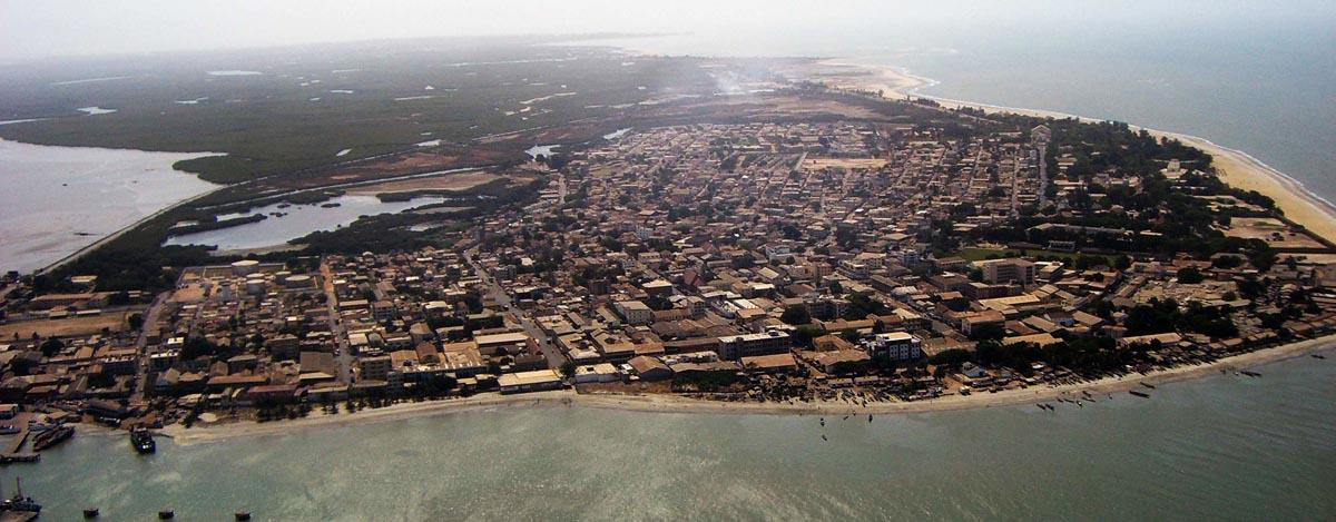 Banjul | Capital da Gâmbia