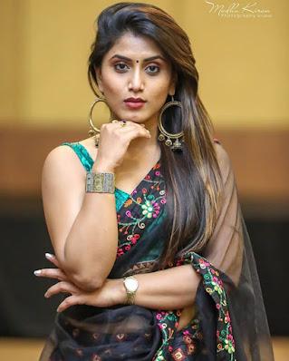 Chandana Gowda actress