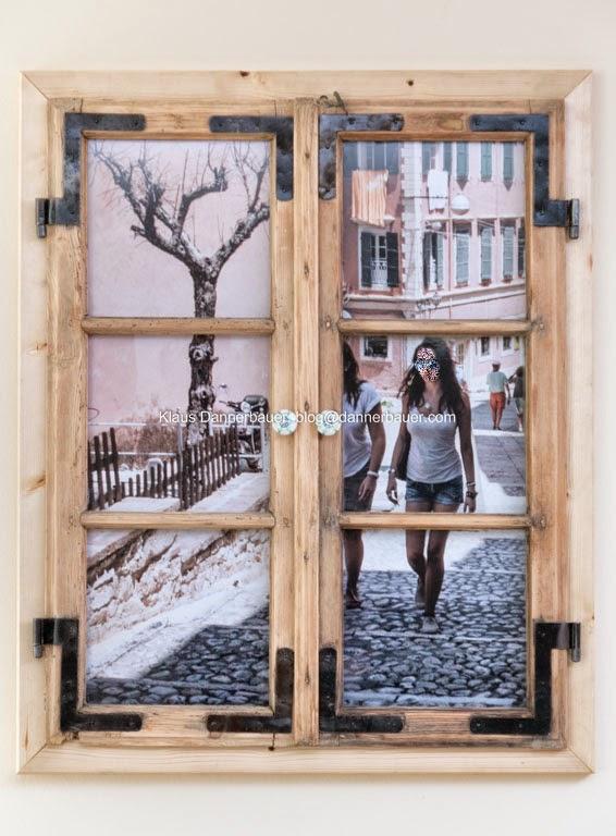 klaus dannerbauer bilderrahmen aus alten holzfenster. Black Bedroom Furniture Sets. Home Design Ideas