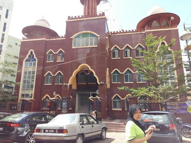 Masjid India Kuala Lumpur