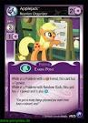 My Little Pony Applejack, Reunion Organizer Canterlot Nights CCG Card