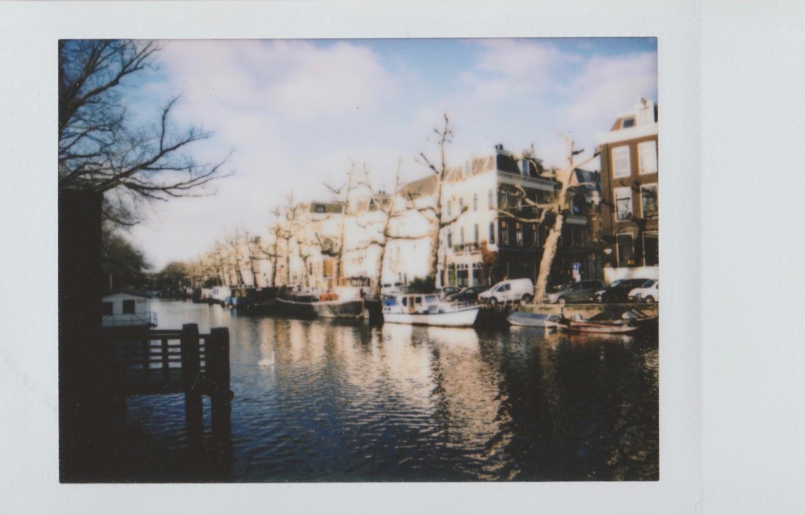 Polaroids: Amsterdam, Netherlands