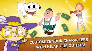 family guy the quest for stuff mod apk 3 0 1