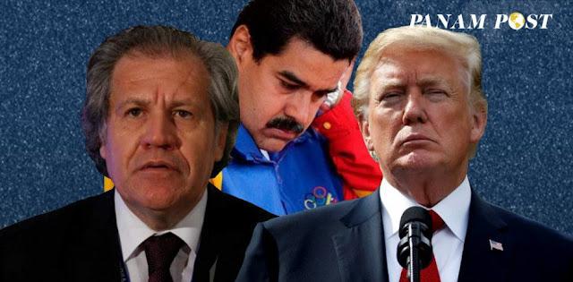 Venezuela: el cerco regional crece, pero es insuficiente