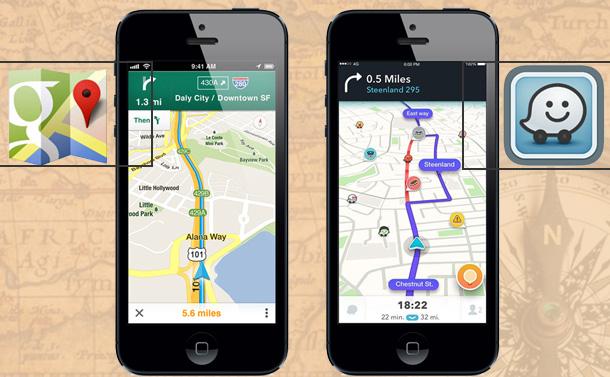 Kenya new traffic update application WAZE link photo