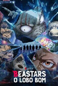 Beastars: O Lobo Bom 2ª Temporada Torrent (2021) Dublado / Dual Áudio WEB-DL 720p | 1080p FULL HD – Download