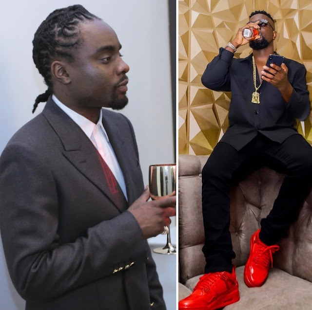 Wale Announces New Collaboration With Sarkodie