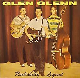 Glenn Glenn -Rockabilly Legend  cover lp