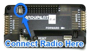 apm breakin point 3dr radio wiring