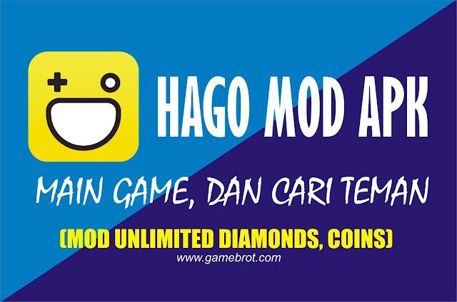 Download Hago MOD APK (Unlimited Diamonds, Coins)