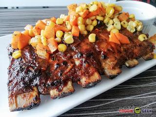 Eddie's Kitchen, Italian Cuisine, American Cuisine, Antipolo, baby back ribs half slab hot and spicy