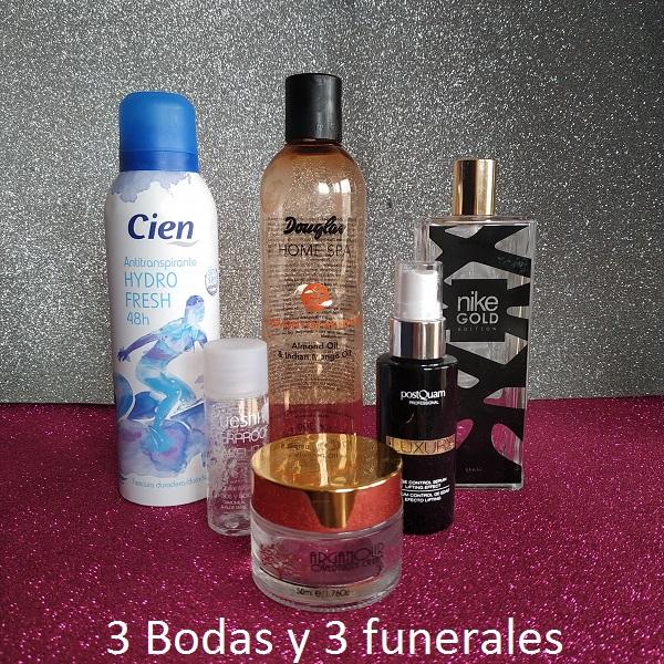 3 Bodas y 3 funerales