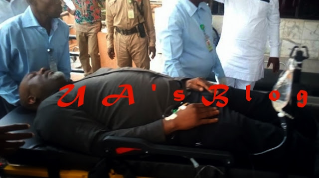 BREAKING: Police arrest doctor treating Dino Melaye