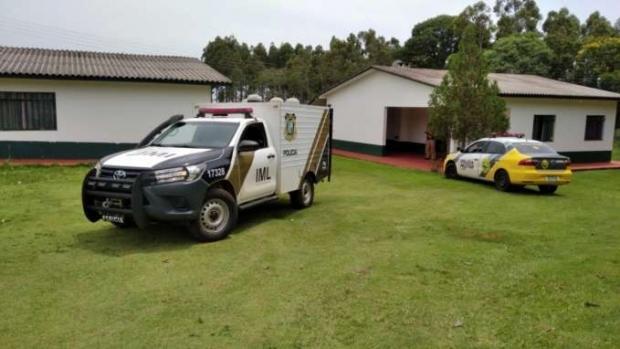 Mulher morre esfaqueada por desconhecido na área rural de Cascavel