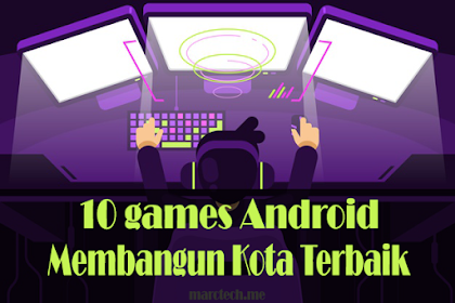10 Game Membangun Kota Terbaik for Android