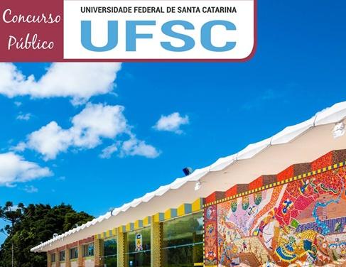 concurso UFSC técnicos administrativos 2018