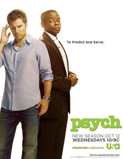 Psych Serie Completa Ingles 720p